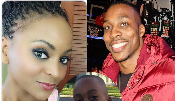 [Meet the Parents] Dwight Howard & Ex Basketball Wives' Royce Reed Battle Over Full Custody of Son