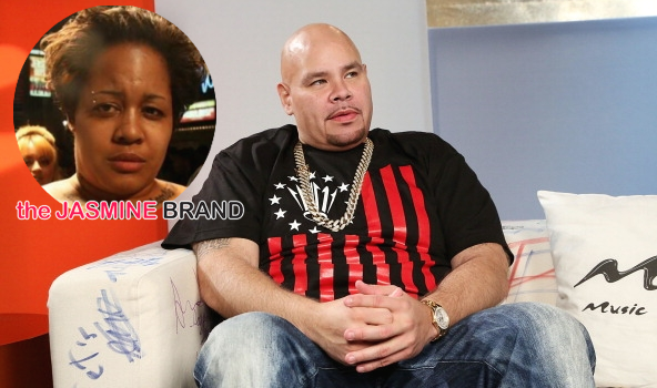 (EXCLUSIVE) Fat Joe: I Don't Owe Big Pun's Widow Any Money! Rapper Wants $1 Mill Lawsuit Dismissed