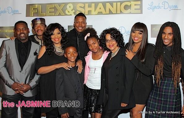 Flex & Shanice-OWN Reality Show Screening-the jasmine brand