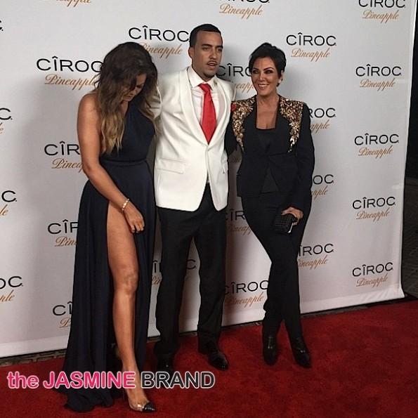 French Montana Birthday Dinner 2014-Khloe Kardashian-KRis Jenner-the jasmine brand