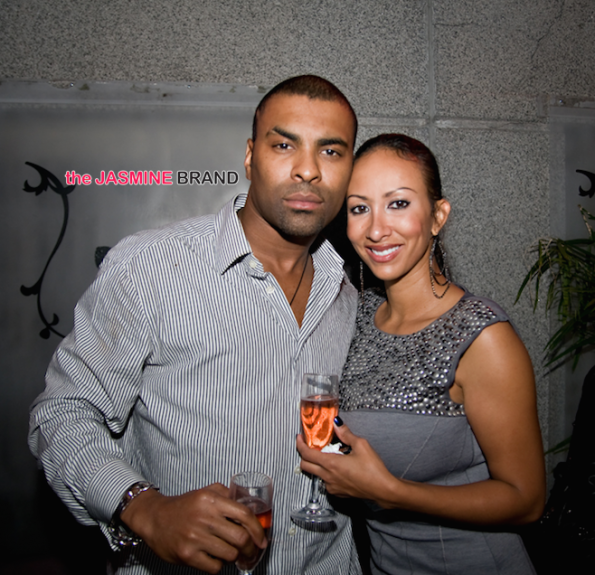 Ginuwine and wife confirm divorce-the jasmine brand