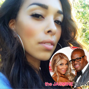 Gloria Govan-Denies Reports of Rumored Relationship-With Vincent Herbert-Tamar Braxton Husband-the jasmine brand