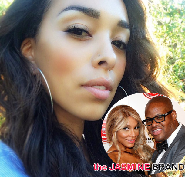 Rumor Control: Gloria Govan Denies Inappropriate Relationship With Tamar Braxton's Husband, Vincent Herbert