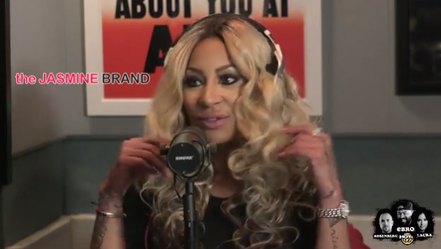 Hazel-E Claims Partial Ownership for 'Love & Hip Hop Hollywood': Mona Scott-Young Caught Wind of It [VIDEO]