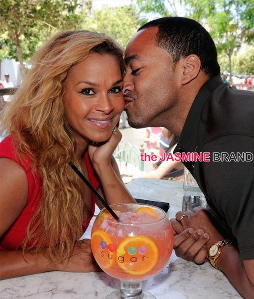 Love Don't Live Here, Anymore: Hollywood Exes' Sheree Fletcher Files For Divorce