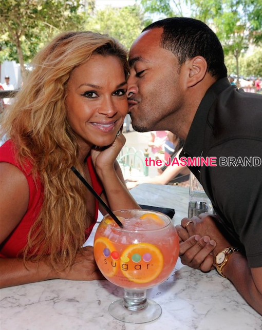 Hollywood Exes Sheree Fletcher-Files Divorce-Husband Terrell Fletcher-the jasmine brand