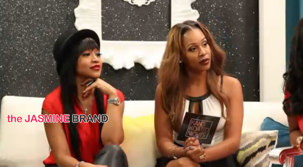 Monyetta Shaw, Christina Johnson & Sheree Buchanan Dish on Sex With Their Exes [VIDEO]