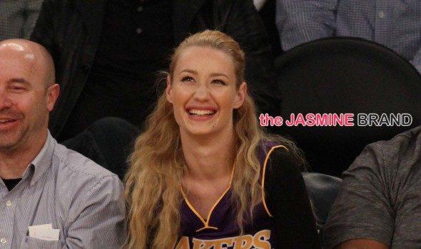 Drake & Iggy Azalea Sit Courtside, Ariana Grande Hits JFK, DeRay Davis & Mystery Woman Attend Movies +  Tyga, Masika Kalysha [Photos]