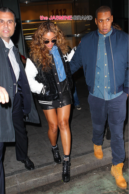Jay Z and Beyonce-NYC-the jasmine brand