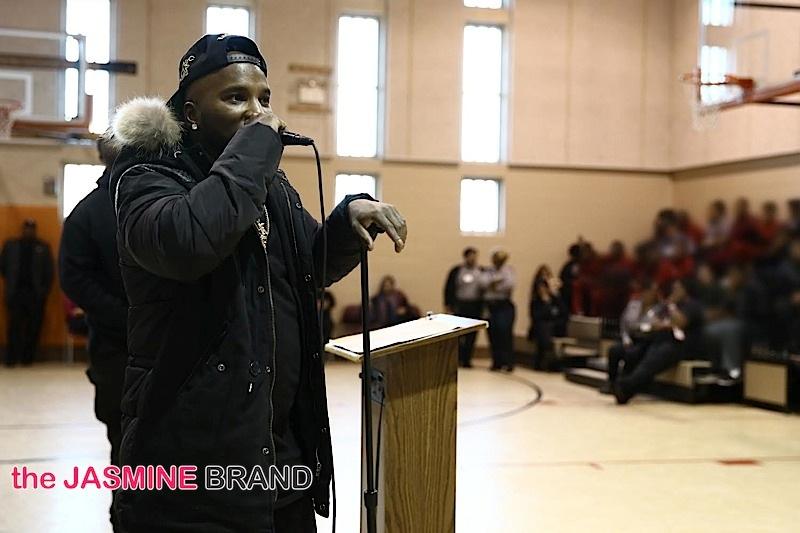 Jeezy Surprises 120 Detroit Juvenile Detention Center Residents