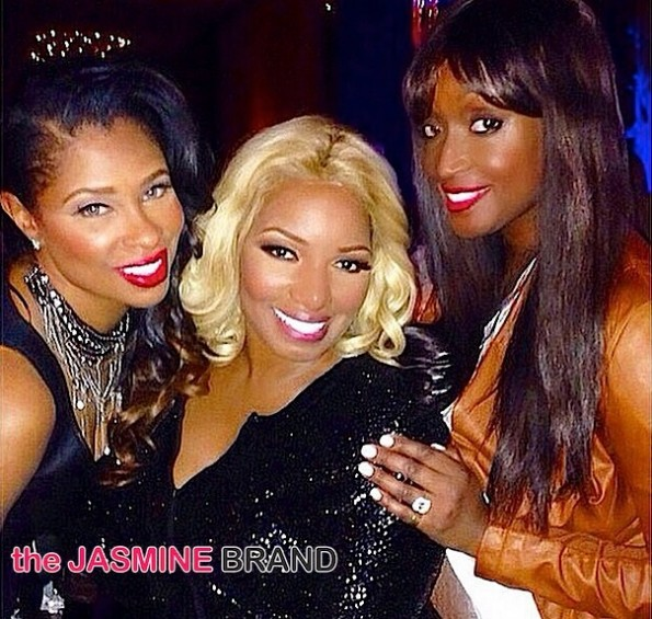 Jennifer Williams-Celebs Attend-NeNe Leakes Cinderella Broadway Debut-the jasmine brand