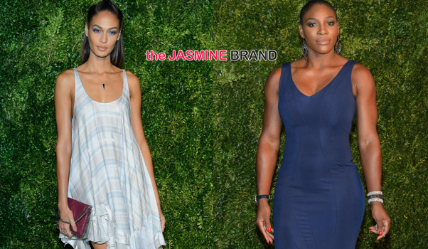 Joan Smalls, Serena Williams, Anna Wintour, Diane von Furstenberg Attend Annual CFDA/Vogue Fashion Fund Awards [Photos]