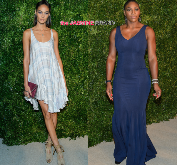 Joan Smalls, Serena Williams, Anna Wintour, Diane von Furstenberg Attend Annual CFDA/Vogue Fashion Fund Awards [Photos]