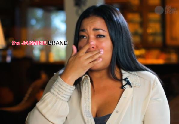 Josie Harris-Talks Domestic Violence-Floyd Mayweather-the jasmine brand