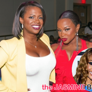 Kandi Burruss-Phaedra Parks-Talk Cynthia Bailey Argument With Porsha Williams-the jasmine brand