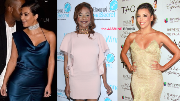 Kim Kardashian & J.Lo Attend LACMA, Lark Voorhies Hits 'Geeks Only' + Eva Longoria, Future & Shekinah Jo