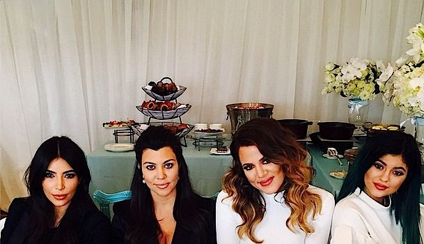 Inside Kourtney Kardashian's 'Breakfast At Tiffany's' Baby Shower [Photos]