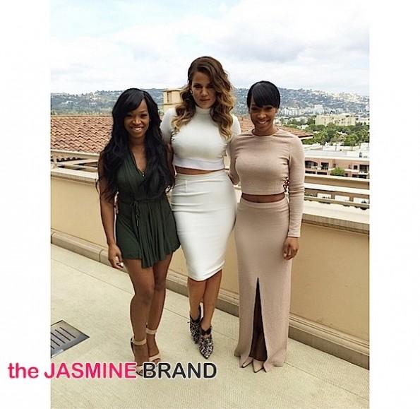 Kourtney Kardashian baby shower-the jasmine brand