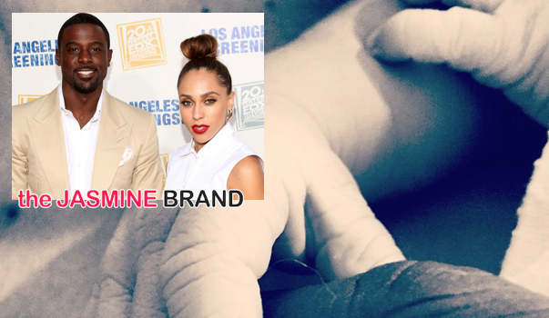 Lance Gross & Girlfriend Rebecca Jefferson Welcome Baby Girl Berkeley Brynn Gross