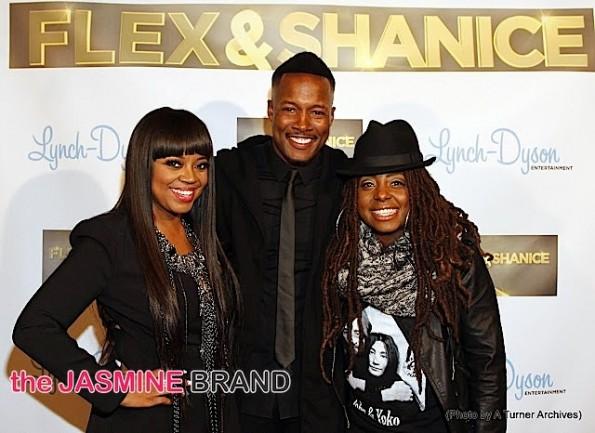 Ledisi-Flex & Shanice Screening-the jasmine brand