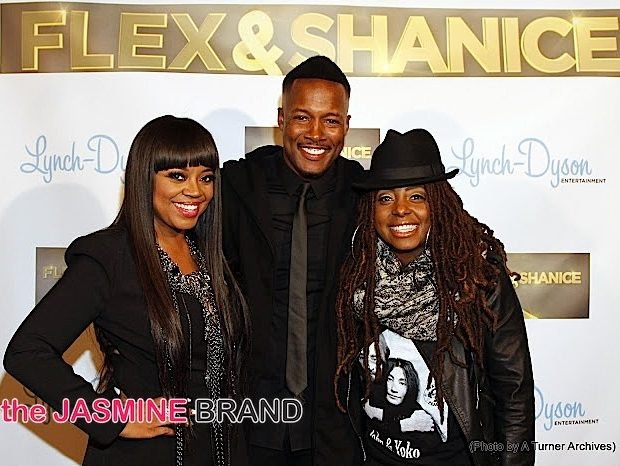 Flex & Shanice Host Premiere Party: Ledisi, Mechelle Epps, Simone Smith Attend [Photos]