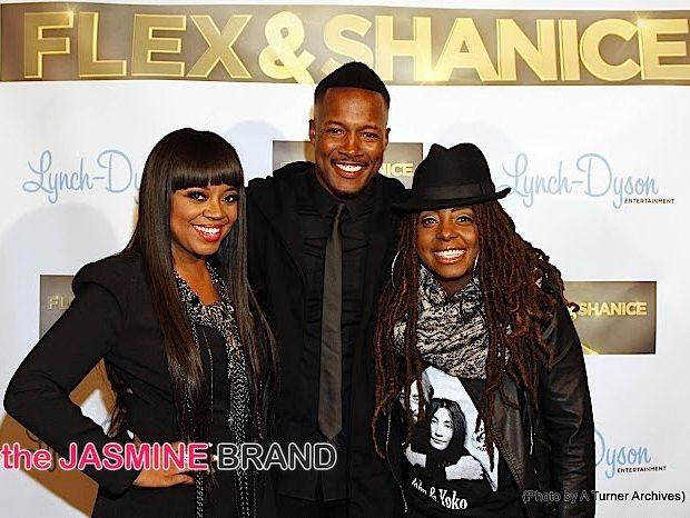 Flex & Shanice Host Premiere Party: Ledisi, Mechelle Epps, Simone Smith Attend [Photos]