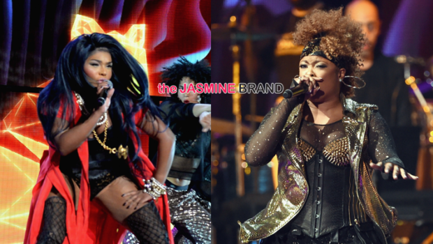 Lil Kim, Da Brat, Missy Elliott Perform 'Ladies Night' On Soul Train Awards [VIDEO]
