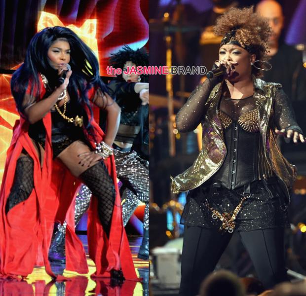 Lil Kim, Da Brat, Missy Elliott Perform 'Ladies Night' On Soul Train Awards [VIDEO]
