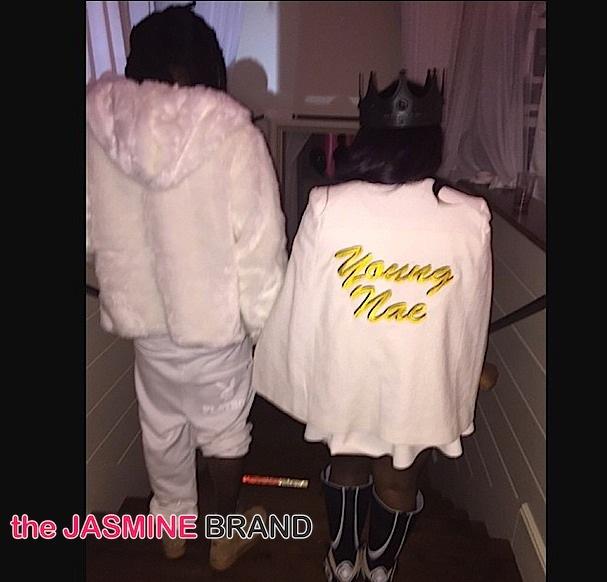 Lil Wayne daughter-Reginae Carter-Sweet 16 birthday party-the jasmine brand