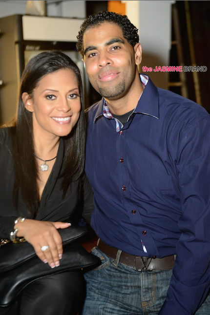Lisa Nicole Cloud and husband Darren
