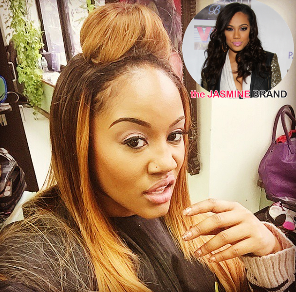 Reality TV Newbie Jhonni Blaze Throws Insults At Erica Mena: I slept with Bow Wow! + More Jaw-Dropping Comments!
