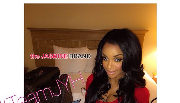 Love & Hip Hop Hollywood's Masika Kalysha Makes 1st Public Appearance Since Domestic Dispute