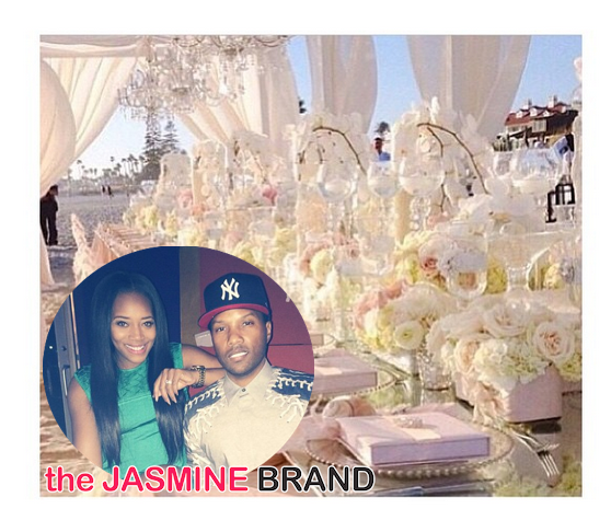 Yandy Smith Hints At Wedding Plans Ariana Grande Big Sean Show