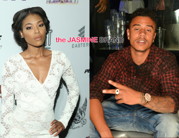 Love Hip Hop Hollywoods Moniece Says Fizz Physically Assaulted Her-kicked her dogg-the jasmine brand