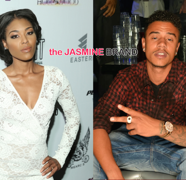Love Hip Hop Hollywood's Moniece Claims Fizz Physically Assaulted Her: He kicked my dog across the room!