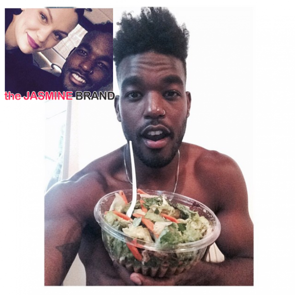 Luke James-Confirms Girlfriend Singer Jessie J-the jasmine brand