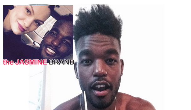 Luke James Confirms Relationship With Girlfriend Jessie J: It feels amazing!