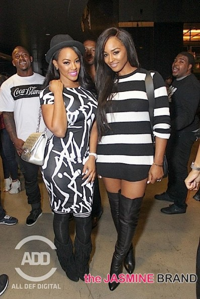 (EXCLUSIVE) Brandi Maxiell Returning To 'Basketball Wives' Shaunie O'Neal Pissed