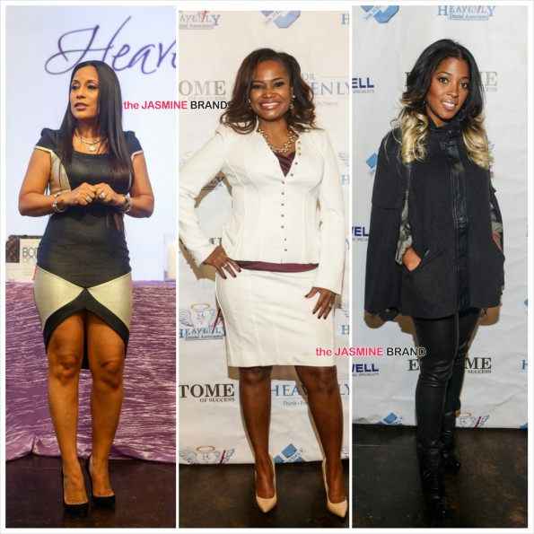 Married to Medicine-Dr Heavenlys Angels-Mentorship Event-the jasmine brand