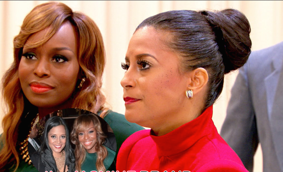 (EXCLUSIVE INTERVIEW) Married to Medicine's Lisa Nicole Cloud Spills Details On Rumored Fight With Quad Webb-Lunceford: You don't mess with my husband!