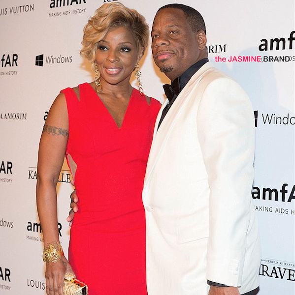 Mary J. Blige's Estranged Husband Kendu Isaacs Wants Spousal Support