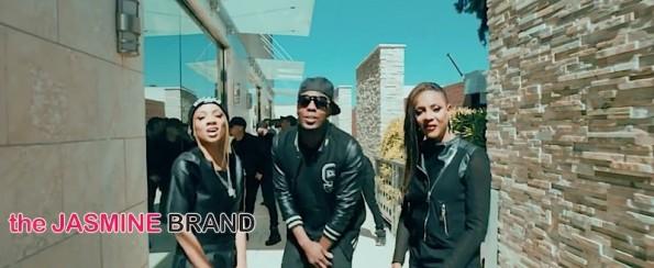 Mc Lyte-Ball Video-Lil Mama-AV-the jasmine brand