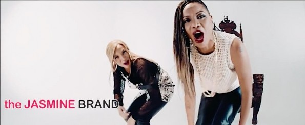 Mc Lyte-Ball Video-Lil Mama-the jasmine brand