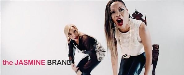 Mc Lyte-Ball Video-Lil Mama-the jasmine brand