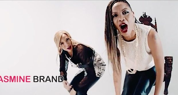 MC Lyte 'Ball' Feat. Lil Mama & AV [NEW VIDEO]