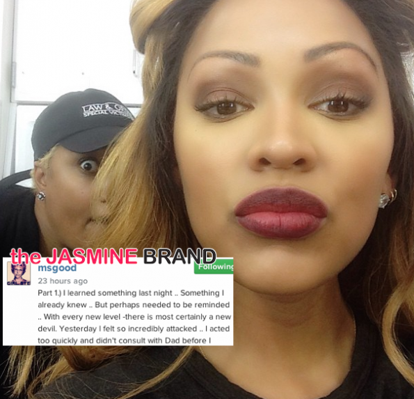 Meagan Good-Criticized For Massacre Short Film-the jasmine brand