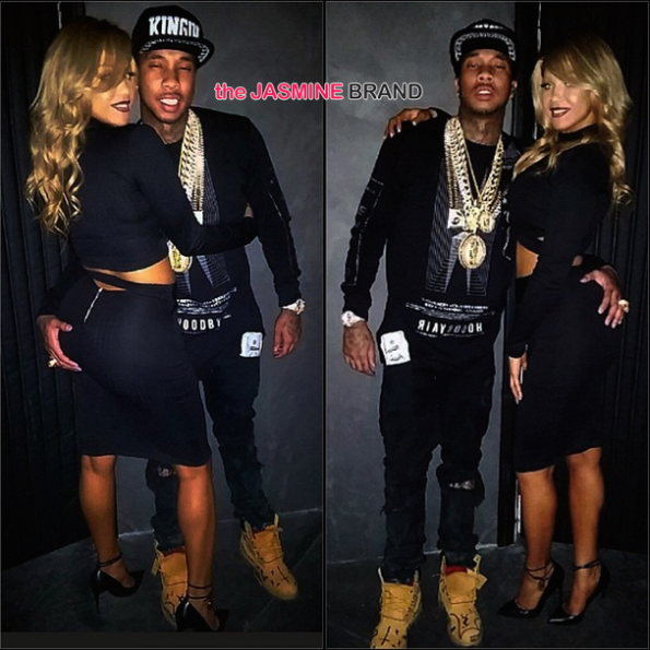 Model and Drakes Ex Girlfriend Dollicia and Tyga-Video Set-the jasmine brand