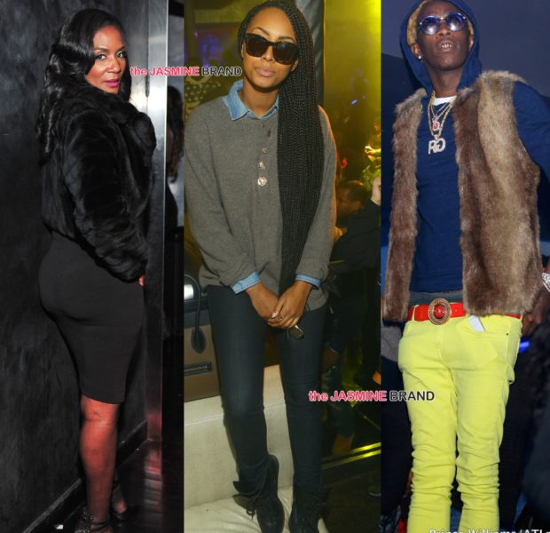ATL Club Scene: Keri Hilson, Tank, Young Thug, YG, Jackie Long [Photos]