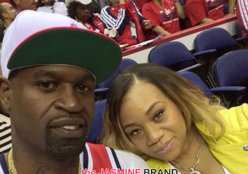 (EXCLUSIVE) NBA Baller Stephen Jackson Battling With Estranged Wife Over Bentley