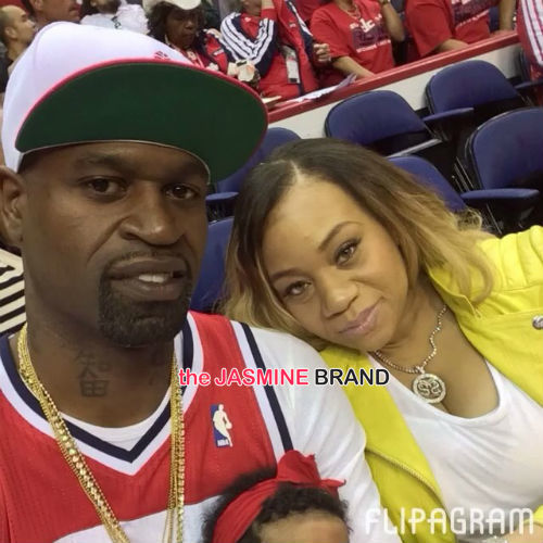 NBA Baller Stephen Jackson Battling With Estranged Wife Over Pricey Bentley-the jasmine brand